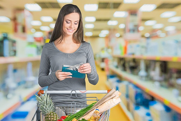 Shoppping with Coupons