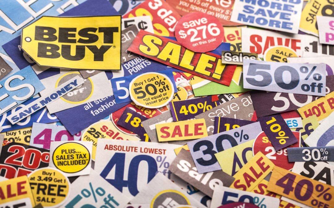 Don't Find Yourself Falling Down the Couponing Rabbit Hole